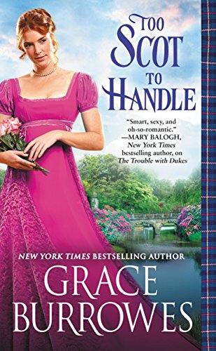 book cover of Too Scot to Handle