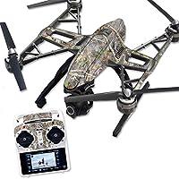 MightySkins Protective Vinyl Skin Decal for Yuneec Q500 & Q500+ Quadcopter Drone wrap cover sticker skins TrueTimber Kanati