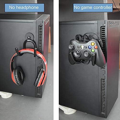 YYST Magnetic Game Controller Holder, Adjustable Game Controller Rack Storage Mount for Computer/Gaming Controllers- No Game Controller (1)