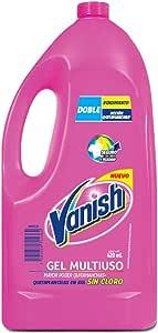 Vanish Quitamanchas Líquido, color Rosa, 420 ml