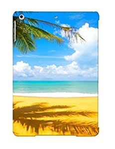 First-class Case Cover Series For Ipad Air Dual Protection Cover Golden Beach 6b8df151900