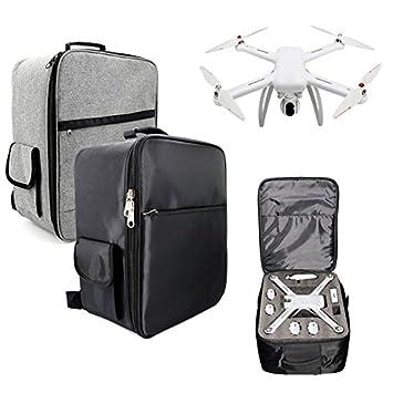 Bolso de Mano para Xiaomi Mi Drone 4 K 1080P FPV RC Quadcopters al Aire Libre a Prueba de Golpes Mochila Bandolera Suave Bolsa de Transporte Gota envío: ...