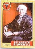 Elizabeth Blackwell 2009 Topps American Heritage Heroes #68 - Geneva Medical College