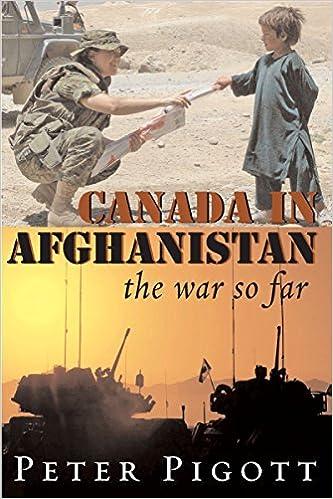 Book Canada in Afghanistan: The War So Far