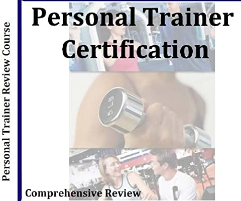 personal trainer certification audio review 4 hours, 5 audio cds ...