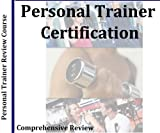 img - for Personal Trainer Certification Audio Review 4 Hours, 5 Audio CDs, Based on ACSM Guidelines for Exercise Testing and Prescription; Certified Personal Trainer  (CPT) Review book / textbook / text book