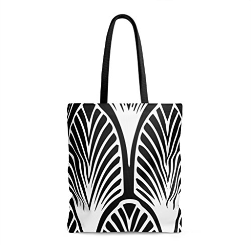 Art Deco Handbag - Art Deco Shells -- Tote Bag