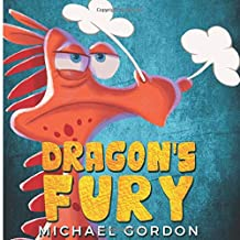 Dragon's Fury: (Childrens books about Anger)