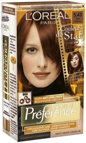 Tinte para el pelo LOréal Paris Récital Préférence: Amazon ...