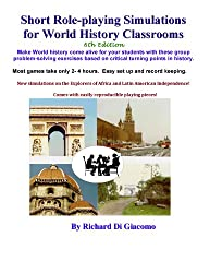 Short Role-playing Simulations for World History Classrooms