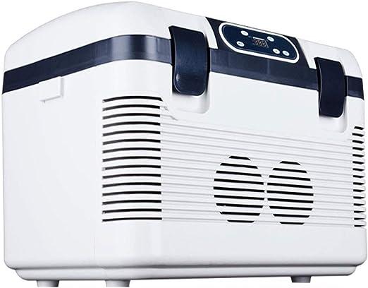 Compresor portátil Frigorífico Congelador Mini litro refrigerador ...