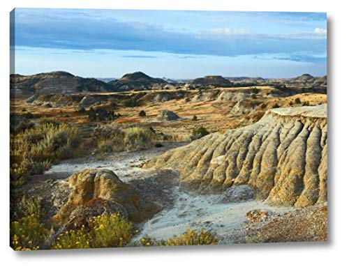 Badlands, South Unit, Theodore Roosevelt National Park, North Dakota by Tim Fitzharris - 25