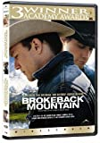 DVD : Brokeback Mountain (Widescreen) by Jake Gyllenhaal