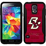 Coveroo Commuter Series Cell Phone Case for Samsung Galaxy S5 - Retail Packaging - Boston College Repeating