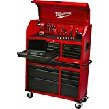 Heavy-duty, Drawer 16 Tool Chest 46 In. and Rolling