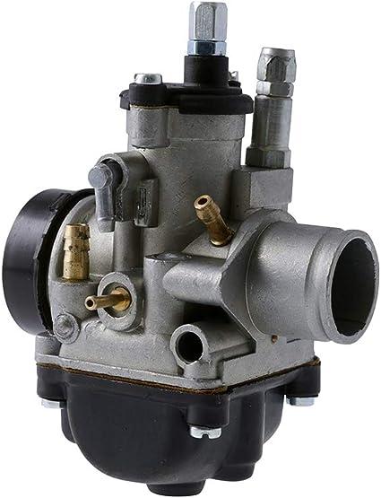2extreme 21mm Sport Vergaser Für Vespa S 50 Yamaha Aerox 50 Axis 50 Bws Auto