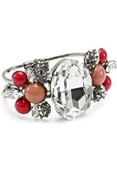Anton Heunis Crystal Clip Bracelet