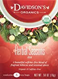 Davidson's Tea Herbal Seasons Tea, 8-Count Tea Bags (Pack of 12)