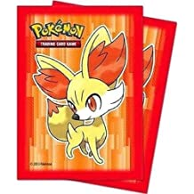 Pokemon CCG XY Fennekin Deck Protector Sleeves (65) by Ultra Pro