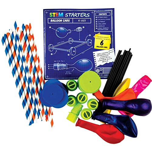 Teacher Created Resources STEM Starters: Balloon Cars (Pack of 25)]()