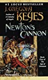 Front cover for the book Newton's Cannon by J. Gregory Keyes