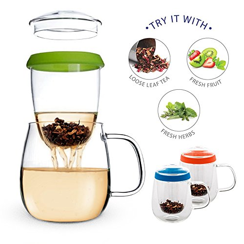 Teabloom - CLEARANCE SALE - Extra Large Heat-Resistent Tea I