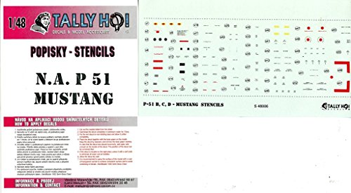 tally-ho-decals-148-na-p-51-b-c-d-mustang-stencils-s48006