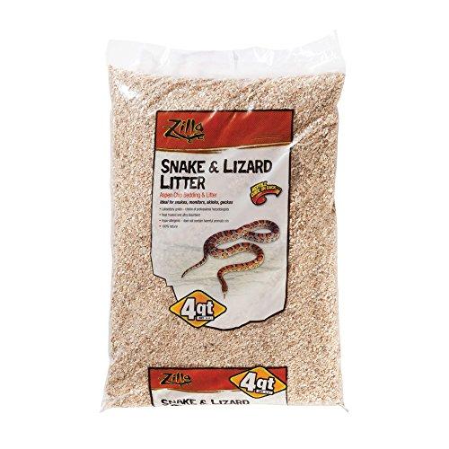 Zilla Snake & Lizard Litter, 4 ()