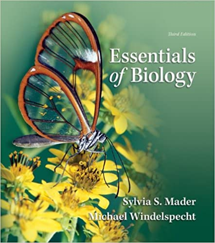Amazon loose leaf version for essentials of biology amazon loose leaf version for essentials of biology 9780077489564 sylvia mader michael windelspecht books fandeluxe Gallery