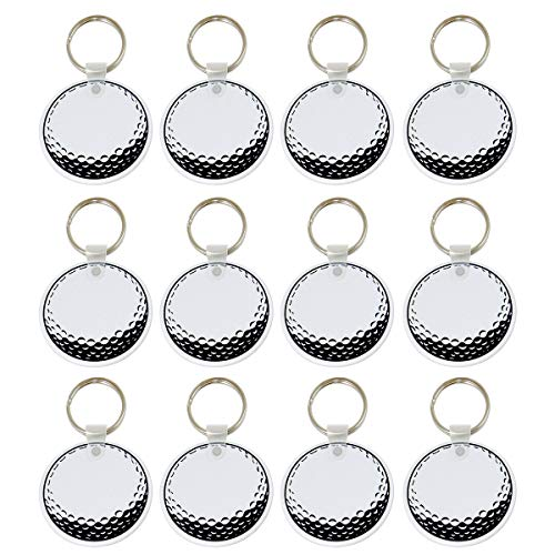 - Tom David Lewis Lot of 12 - Key Rings with 2