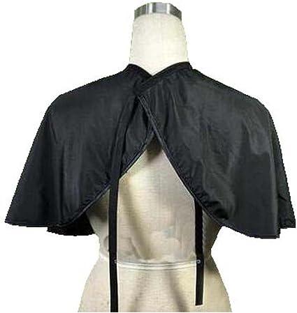 Salón de belleza Vestido corto para cliente Impermeable ...