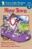 Shoe Town, Susan Stevens Crummel and Janet Stevens, 0613660293