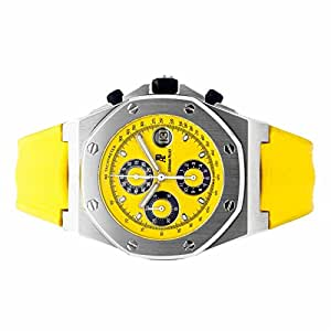 Audemars Piguet Royal Oak Offshore automatic-self-wind mens Watch 25770ST.O.0009.02 (Certified Pre-owned)