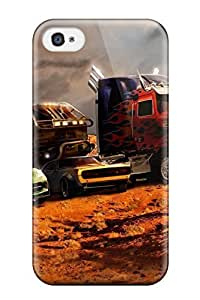 New Arrival Case Specially Design For Iphone 4/4s (transformers 4 Autobots)