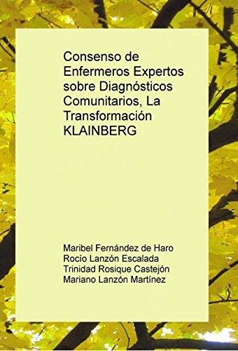 Descargar Libro Consenso De Enfermeros Expertos Sobre Diagnósticos Comunitarios, La Transformación Klainberg Maribel Haro Fernández De