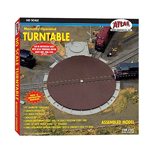 Atlas Model Railroad HO Manual ()