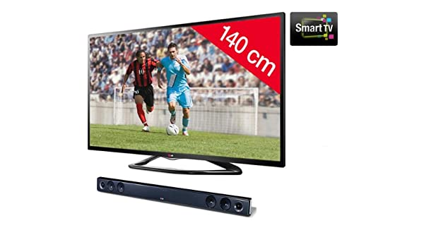 LG Pack TV - 55LN575S + NB2430A: Amazon.es: Electrónica