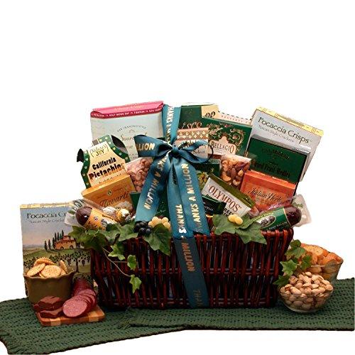 - Many, Many Thanks Gift Basket
