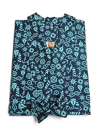 Hello Club Robes for Men 3XL Blue