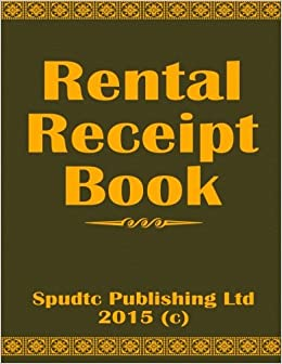 buy rent receipt book book online at low prices in india rent
