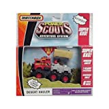 Matchbox Power Scouts Adventure System Desert Hauler