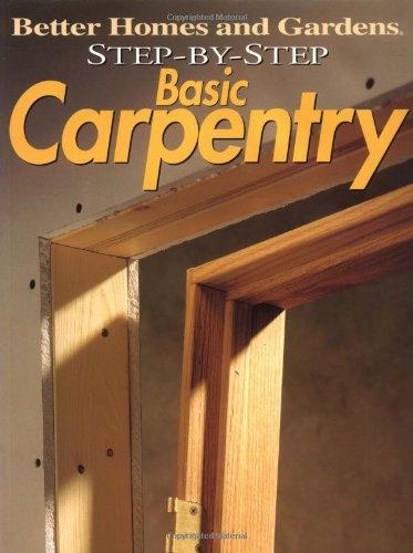 Step-by-Step Basic Carpentry (