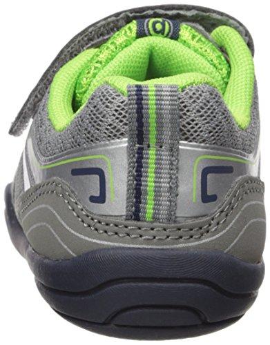 Force Garçon Running Sllm Silver Chaussures Compétition Gris pediped Lime de PgW7THnWd