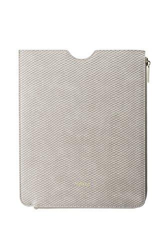 (Melkco Fashion Python Skin Series leather pouch for iPad Air 2 (Tan))
