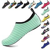 HooyFeel Quick Dry Water Shoes Non-Slip Skin Aqua Yoga Socks Barefoot Beach Shoes for Men and Women