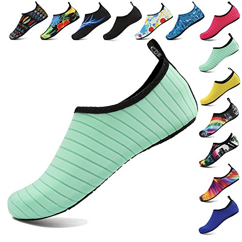 Swim HooyFeel Dry Quick Beach and Shoes Barefoot Water Green Aqua Mens Yoga Exercise Skin for Women Socks Boat rYwr0qgO