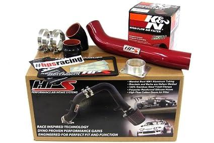 Amazon com: 89-95 Toyota Pickup 22RE 2 4L Truck HPS Red Cool