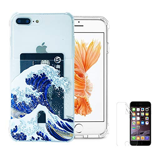 Oddss Case Compatible for iPhone 8 Plus/7 Plus(5.5