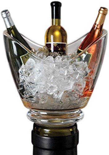 - Prodyne 18777 Mini Wine Bucket Bottle Stopper One Size, Multicolor