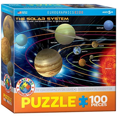 The Solar System 100 Piece Jigsaw Puzzle